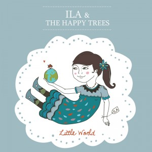 titolo: LITTLE WORLD anno: 2011 supporto: cd e web etichetta: tube jam records  Distribuzione: Egea